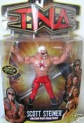 Scott Steiner TNA Action Figure - Red Tights