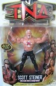 Scott Steiner TNA Action Figure - Black Tights