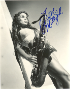 Midajah Autographed Photo #1