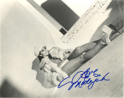 Midajah Autographed Photo #2