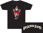 Big Poppa Pump Fitted T-Shirt
